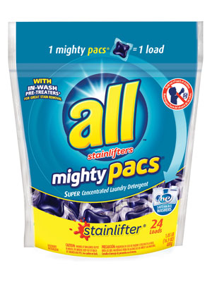 All Mighty Pacs, Only $0.24 at Target!