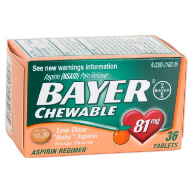Bayer Chewable Aspirin Only 0 01 At Target The Krazy