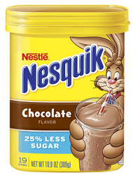 Nestle Nesquik Chocolate Powder, Only $0.85 at Target!