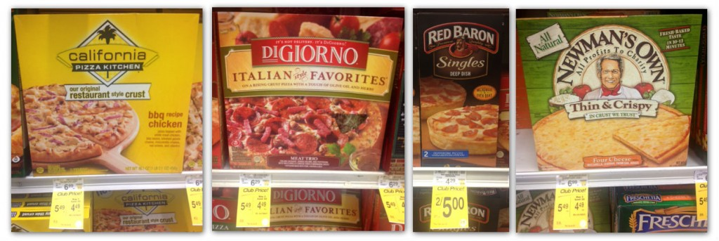 Safeway Select Pizza Ultra Thin Crust, Primo Italiano Meat 14.25 ...