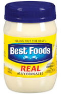 Best Foods Coupon: Mayonnaise, as Low as $0.99 at Safeway!