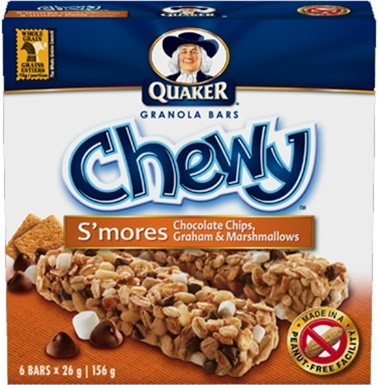 quaker chewy coupon