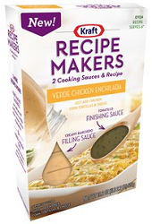 Kraft Recipe Makers, Only $0.49 at Target!