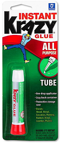 Krazy Glue, Only $0.49 at Rite Aid!