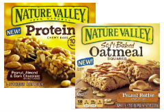Nature Valley Catalina: Oatmeal Squares & Granola Bars, as Low as Free at Safeway!