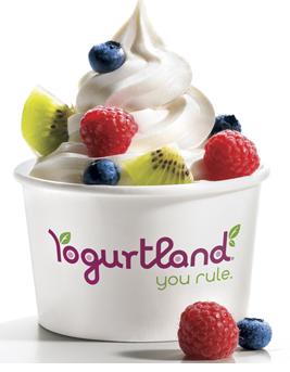 yogurtland coupon