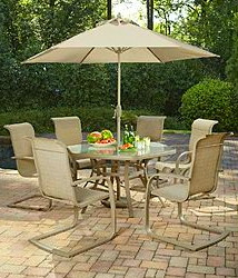 Kmart Labor Day Sale Early Access—Outdoor Dining Table
