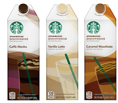 New Starbucks Coupon: Discoveries Iced Café Favorites, Only $3.88 at Walmart!