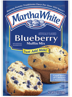 Martha White Muffin Mix Coupon Reset, as Low as $0.45 at Kroger!