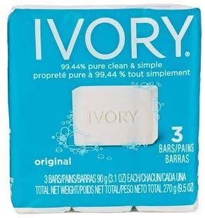 Ivory Bar Soap, Only $0.17 per Bar at Walgreens!