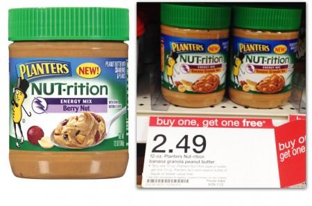 Target Planters Peanuts Planters Nut-rition Peanut