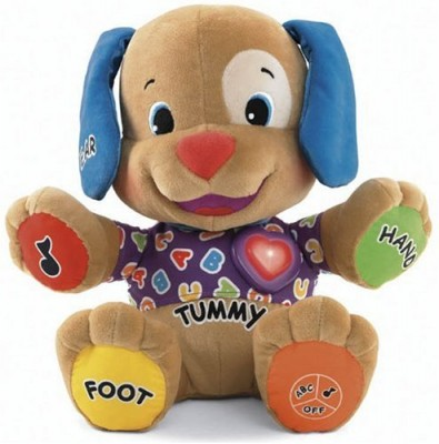 Laugh & Learn: Love to Play Puppy, Only $10.00 at Walmart!