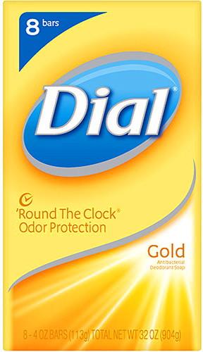 Dial Coupon: Soap, Only $0.15 per Bar at Walgreens!