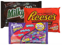 Halloween Candy Sale at Safeway: Brach's, Mars, Nestle & Hershey's, as Low as $0.88!