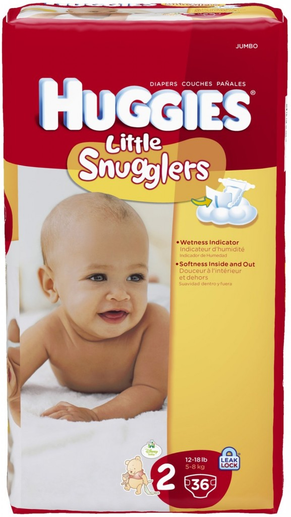 Rare Huggies Walgreens Coupon: Diapers, Only $4.99!
