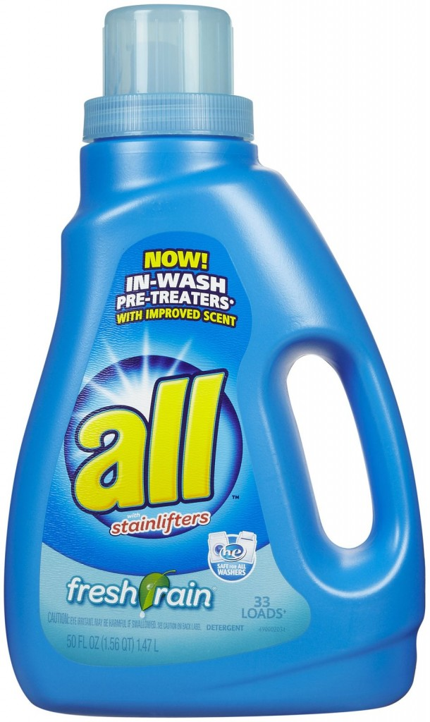 All washing powder coupons