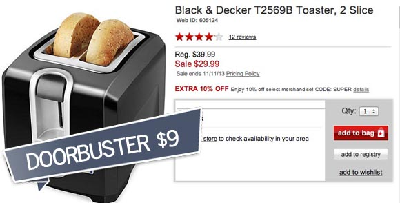 Top 20 Black Friday Deals at Macy's: Keurig Under $100, $5 Sheet Sets