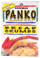 Kikkoman Coupon: Panko Bread Crumbs, Only $0.94 at Safeway!