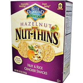 Blue Diamond Nut Thins, Only $1.75 at Whole Foods!