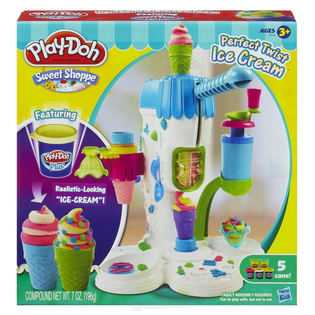 Play-Doh Perfect Twist Ice Cream Parlor, Only $8.99 at Target — Save $16.00!