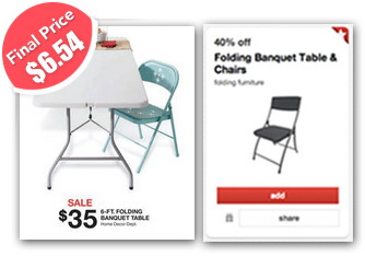 make room for extra guests with this deal at target match a sale price with a printable target coupon a highvalue target cartwheel offer and an
