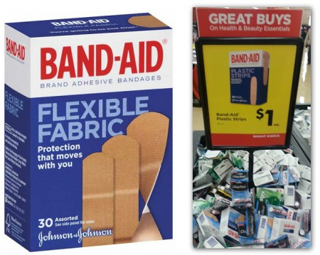 Free Band-Aids at Giant Eagle!