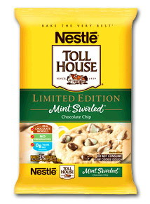 Nestle Toll House Cookie Dough, Only $1.00 at Harris Teeter!
