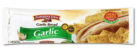 pepperidge farm garlic bread stock