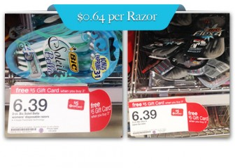 Bic Disposable Razors Target