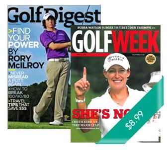Golf-Magazines
