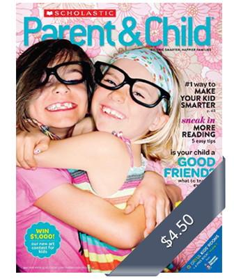 Scholastic-Parent-&-Child