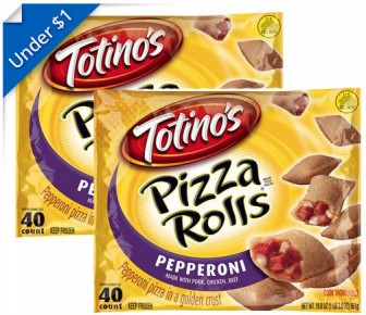 Totino's Pizza Rolls Target