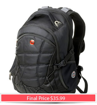 SwissGear Backpacks, Up to 73% Off—Today Only! - The Krazy ...