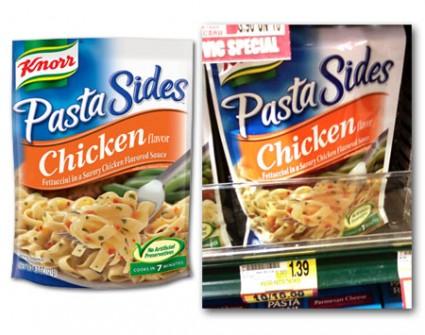 knorr pasta sides coupon