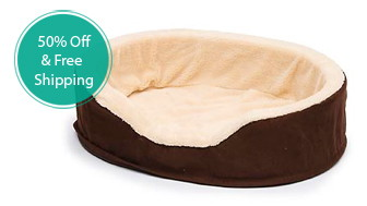 petco: free shipping coupon code—pet bed, just $24.99! - the