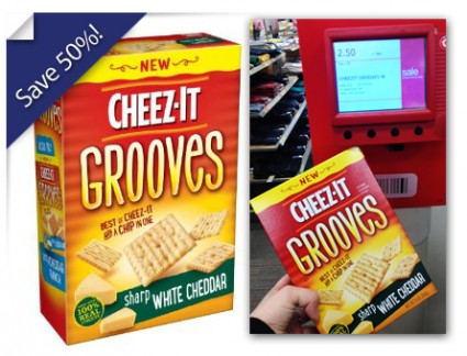 Cheez-It Grooves Target