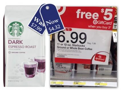 Starbucks Bagged Coffee Target