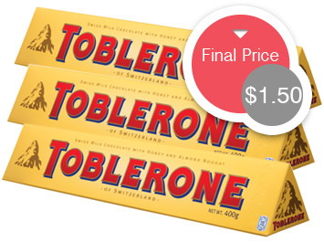 Toblerone-Coupon