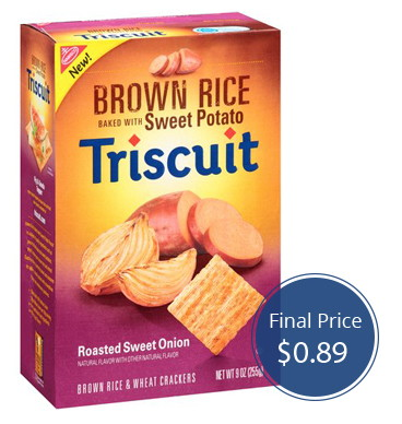 Triscuit Target