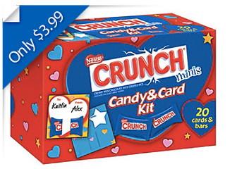 Crunch Candy