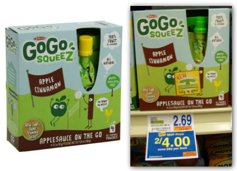 Gogo Squeeze 2 layer