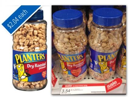 Target Planters Peanuts Planters Peanuts Target