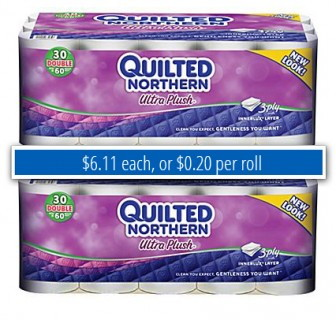 QUilted Northern Target 30 pack