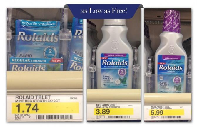 Rolaids COupon Target