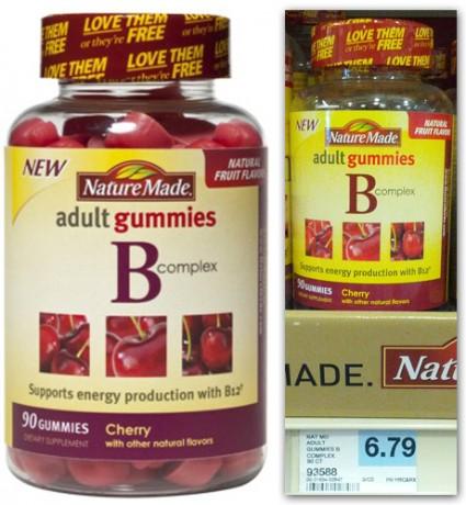 nature made adult b gummy coupon