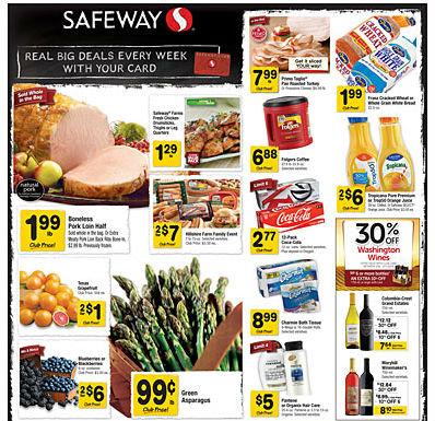 safeway ad 3.5 coupon