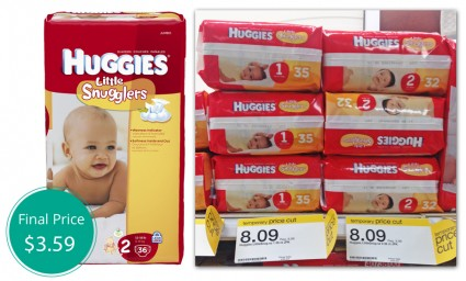 Huggies little snugglers coupons