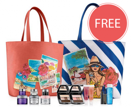 Free Lancôme 6-Piece Gift with a Purchase of $35 at Macy's ...