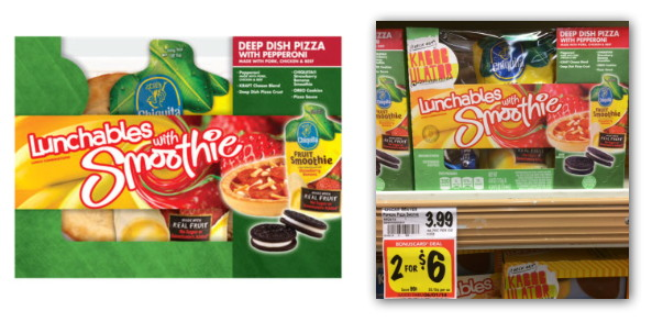 Lunchables Coupons 2014 Lunchables Smoothie Coupon