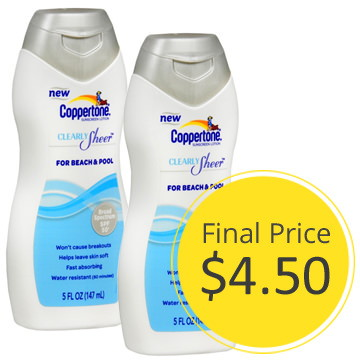 Coppertone-Coupon